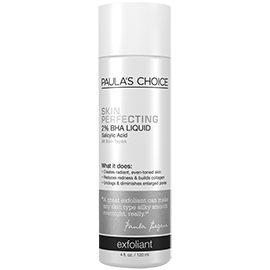 Skin Perfecting 2% BHA Liquid Exfoliant | Paula's Choice | b-glowing