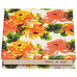 Limited Edition Eye and Cheek Color Case - Spring 2014 | Paul & Joe Beaute | b-glowing