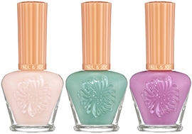 Nail Enamel - Summer 2013 | Paul & Joe Beaute | b-glowing