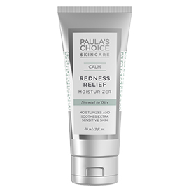 CALM Redness Relief Moisturizer for Oily Skin | Paula's Choice | b-glowing