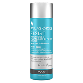 RESIST Weightless Advanced Repairing Toner | Paula's Choice | b-glowing