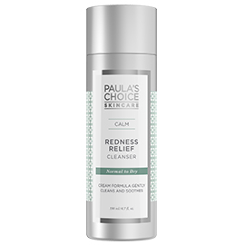 CALM Redness Relief Cleanser Normal to Dry Skin | Paula's Choice | b-glowing