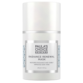 Radiance Renewal Mask | Paula's Choice | b-glowing