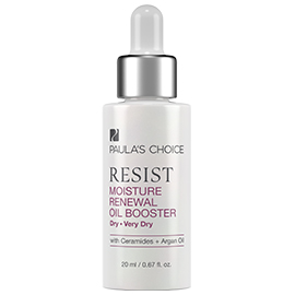 RESIST Moisture Renewal Oil Booster | Paula's Choice | b-glowing