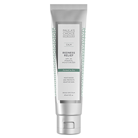 CALM Redness Relief SPF 30 Moisturizer for Dry Skin | Paula's Choice | b-glowing