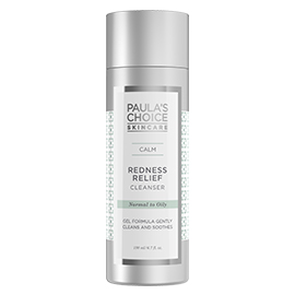 CALM Redness Relief Cleanser for Oily Skin | Paula's Choice | b-glowing