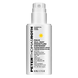 Max All Day Moisture Defense® Cream with SPF30 | Peter Thomas Roth | b-glowing
