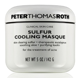Sulfur Cooling Masque