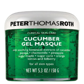 Cucumber Gel Masque | Peter Thomas Roth | b-glowing