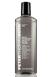 Beta Hydroxy Acid 2% Acne Wash | Peter Thomas Roth | b-glowing