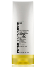 Ultra-Lite Oil-Free Sunblock SPF30 | Peter Thomas Roth | b-glowing