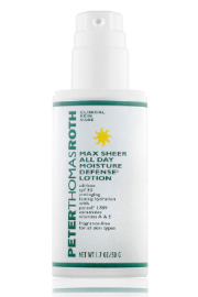 Max Sheer All Day Moisture Defense® Lotion with SPF30 | Peter Thomas Roth | b-glowing