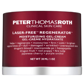 Laser-Free(TM) Regenerator(TM) Moisturizing Gel-Cream | Peter Thomas Roth | b-glowing