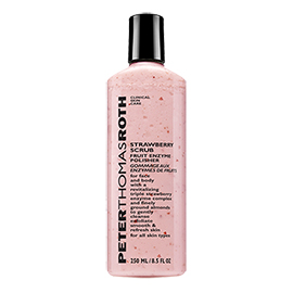 Strawberry Scrub | Peter Thomas Roth | b-glowing