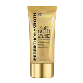 24K Gold Prism Cream | Peter Thomas Roth | b-glowing