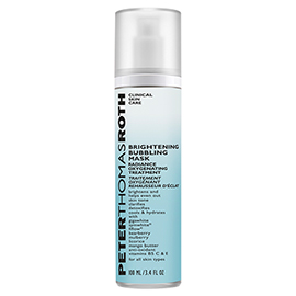 Brightening Bubbling Mask | Peter Thomas Roth | b-glowing