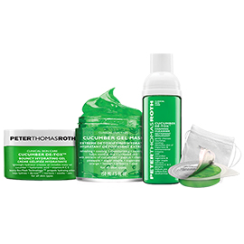 Cucumber De-Tox™ Hydrating & Soothing Kit | Peter Thomas Roth | b-glowing