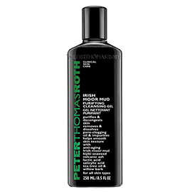 Irish Moor Mud Purifying Cleansing Gel | Peter Thomas Roth | b-glowing