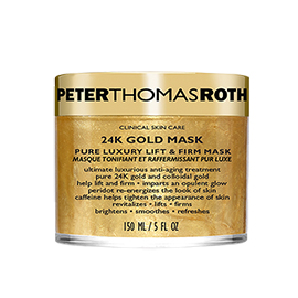 24K Gold Mask | Peter Thomas Roth | b-glowing