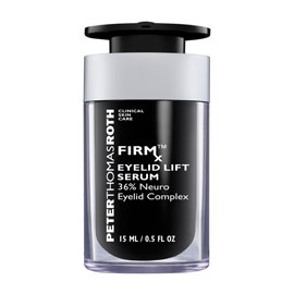 FIRMx Eyelid Lift Serum | Peter Thomas Roth | b-glowing