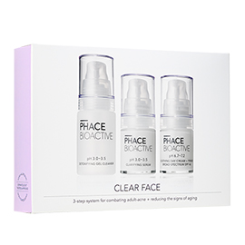 Clear Face Kit | PHACE BIOACTIVE | b-glowing