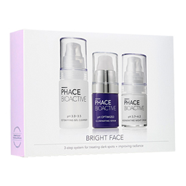 Bright Face Kit | PHACE BIOACTIVE | b-glowing