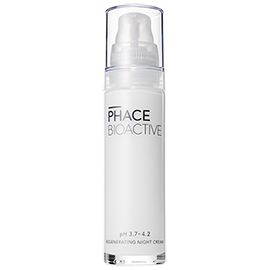 Regenerating Night Cream | PHACE BIOACTIVE | b-glowing