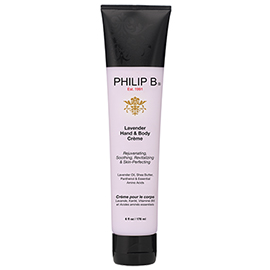 Lavender Hand & Body Crème | Philip B. | b-glowing