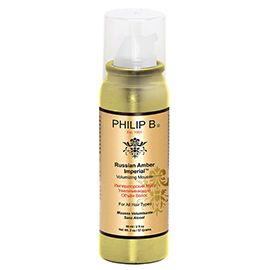 Russian Amber Imperial Volumizing Mousse - 1.5 oz.