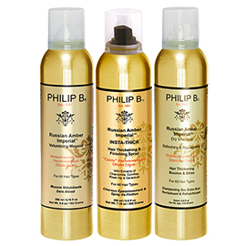 Russian Amber Ultimate Volume Collection - Limited Edition | Philip B. | b-glowing