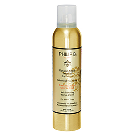 Russian Amber Imperial Dry Shampoo | Philip B. | b-glowing