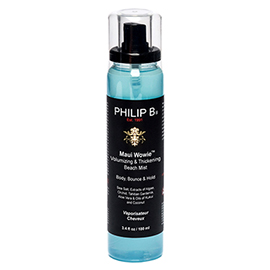 Maui Wowie Volumizing & Thickening Beach Mist - 3.4 oz. | Philip B. | b-glowing
