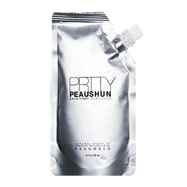 PRTTY PEAUSHUN Skin Tight Body Lotion - Travel Size