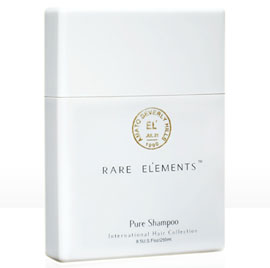 PURE SHAMPOO - Hydrating Hair Bathe | Rare El'ements | b-glowing