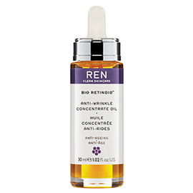 ANTI-WRINKLE CONCENTRATE OIL | REN Skincare | b-glowing