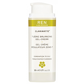 T-ZONE BALANCING GEL CREAM | REN Skincare | b-glowing