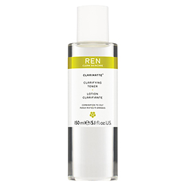 CLARIFYING TONING LOTION | REN Skincare | b-glowing