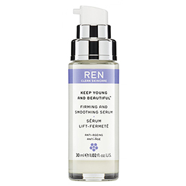 FIRMING AND SMOOTHING SERUM | REN Skincare | b-glowing
