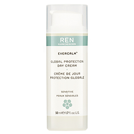 EVERCALM GLOBAL PROTECTION DAY CREAM | REN Skincare | b-glowing