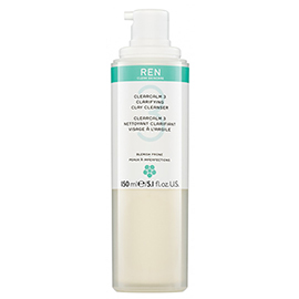 CLARIFYING CLAY CLEANSER | REN Skincare | b-glowing
