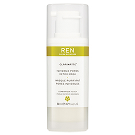 INVISIBLE PORE DETOX MASK | REN Skincare | b-glowing