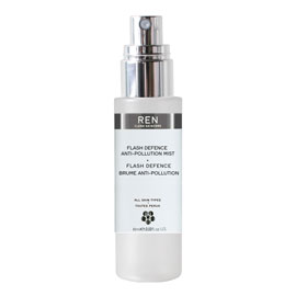 FLASH DEFENCE ANTI-POLLUTION MIST | REN Skincare | b-glowing