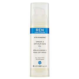 OMEGA 3 OPTIMUM SKIN SERUM OIL | REN Skincare | b-glowing