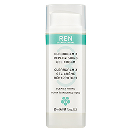 REPLENISHING GEL CREAM | REN Skincare | b-glowing