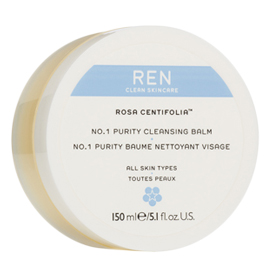 NO. 1 PURITY CLEANSING BALM | REN Skincare | b-glowing