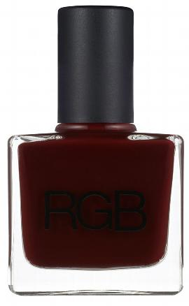 Oxblood Nail Color | RGB Cosmetics | b-glowing