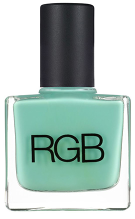 Minty Nail Color