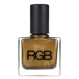 Reece Hudson for RGB Green Gold Nail Color