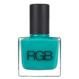 Peacock Nail Color
