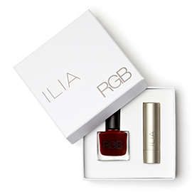 RGB + ILIA - Limited Edition